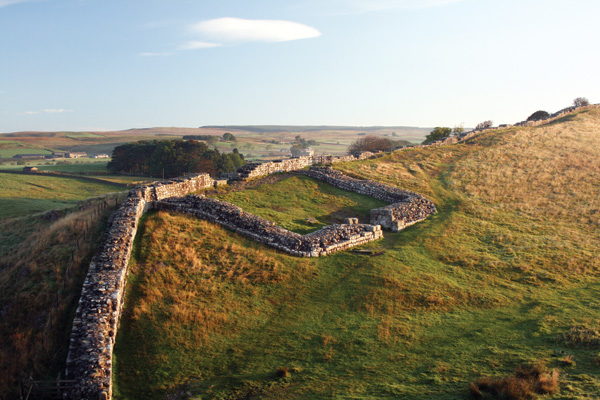 Durham-Hadrian Wall en Scottish Borders 1
