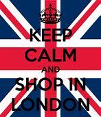 """London: """"Shop untill you drop !"""" afreis 03/01/2019 4"""