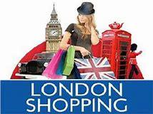 """London: """"Shop untill you drop !"""" afreis 03/01/2019 5"""