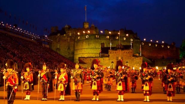Schotland met de Military Tattoo afreis 16 augustus 2020 1