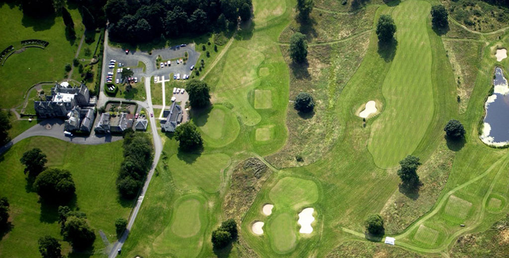 Golf in Schotland 3