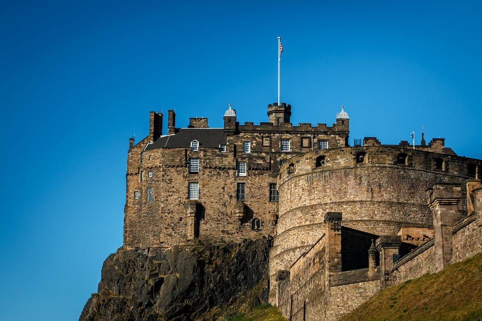 Edinburgh & Glasgow 1