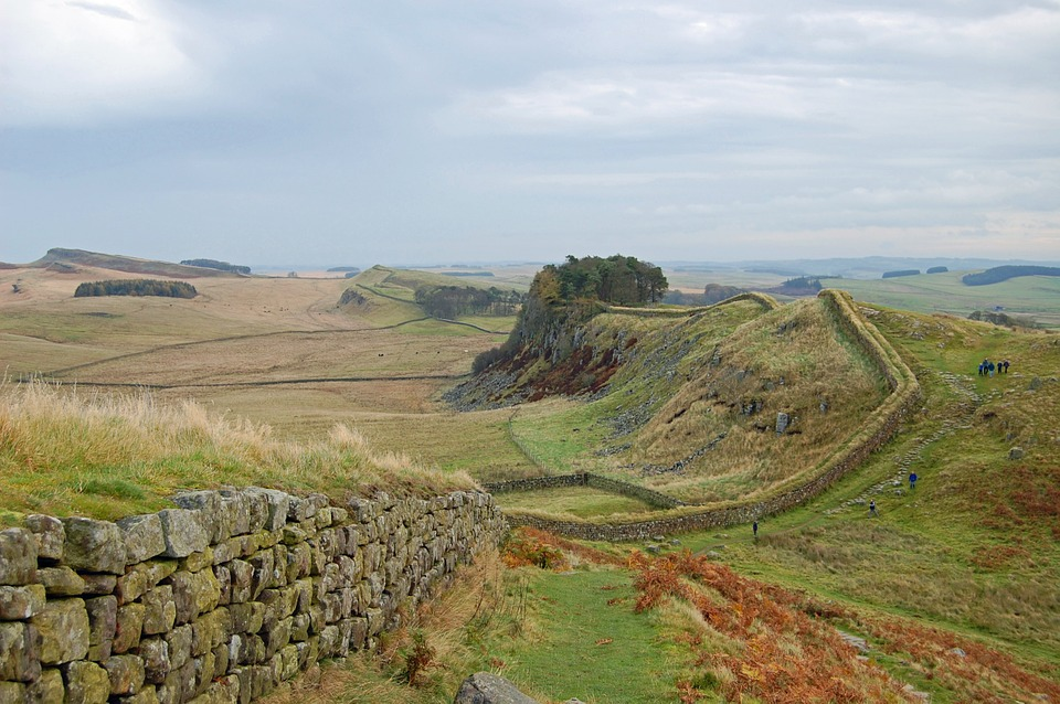 Durham-Hadrian Wall en Scottish Borders 2