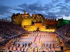 Schotland met de Military Tattoo afreis 16 augustus 2020 3
