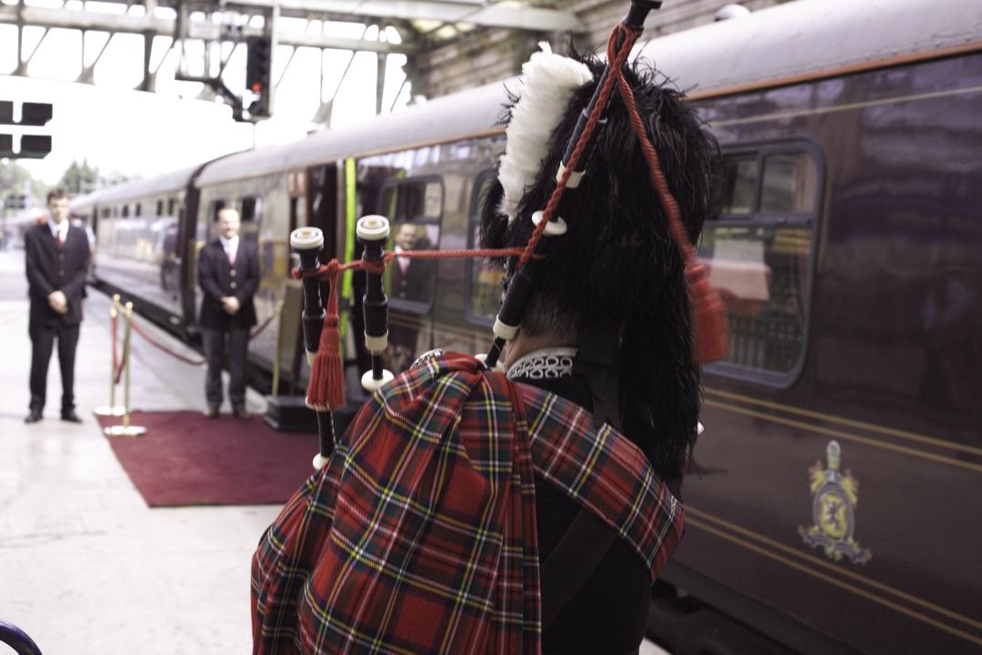 The Belmond Royal Scotsman 2