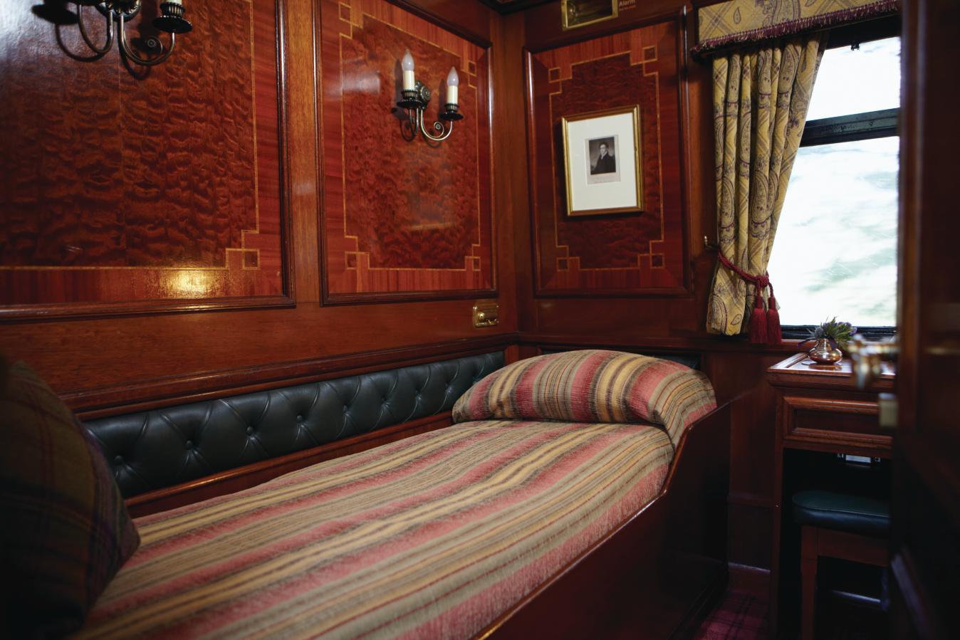 The Belmond Royal Scotsman 7