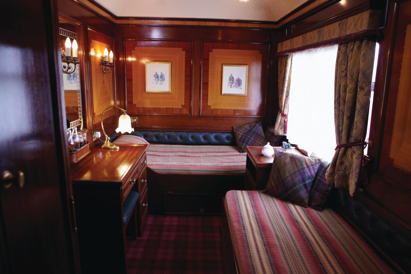 The Belmond Royal Scotsman 8