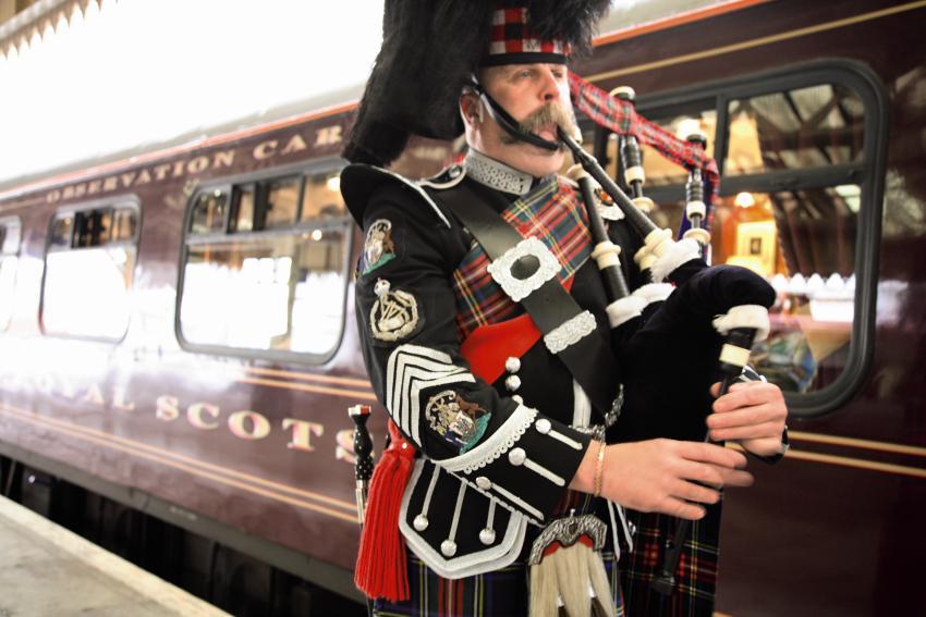 The Belmond Royal Scotsman 9