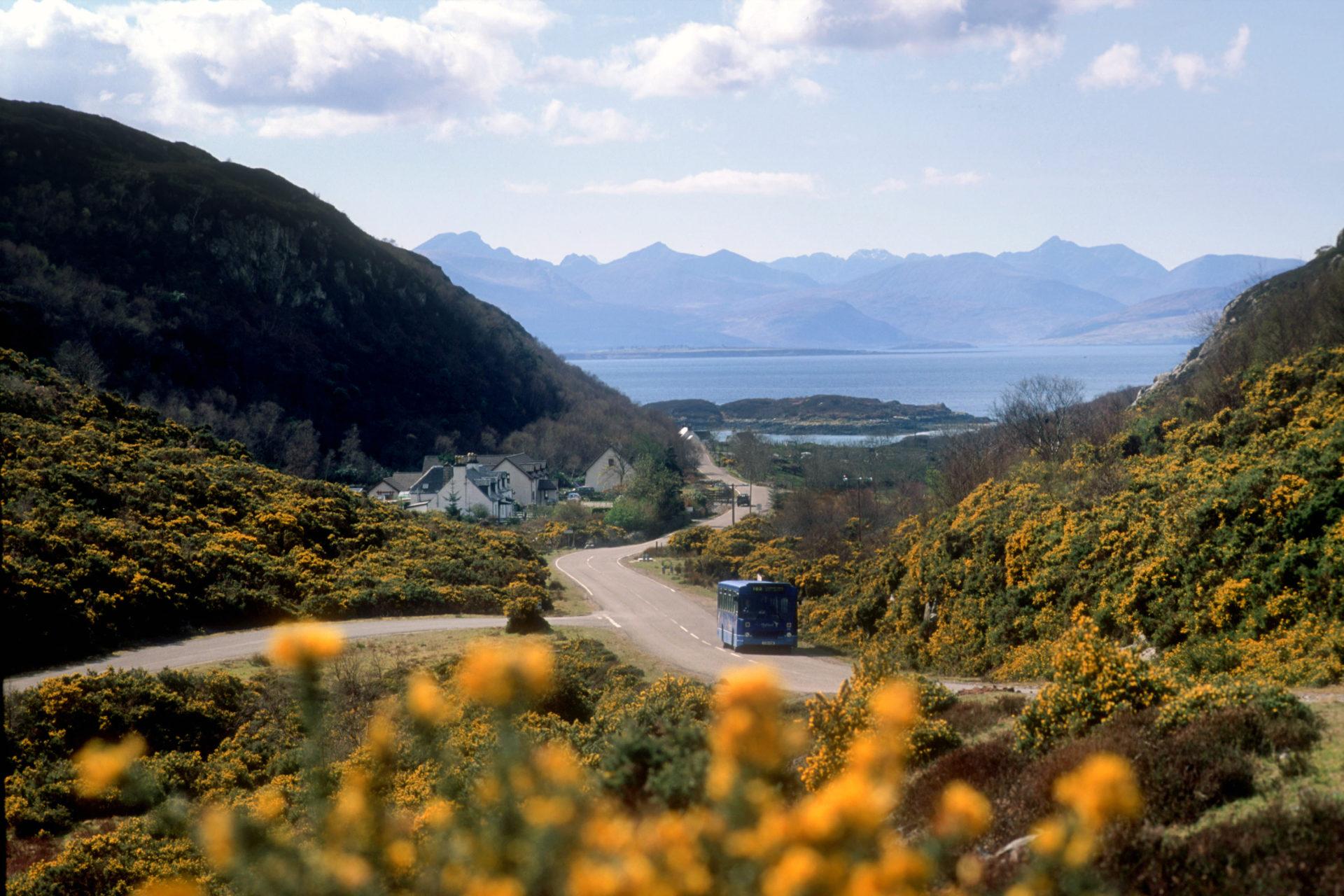 Schotland, Het mooiste land ter wereld 6-daagse luxe reis v.a. 990€ 4