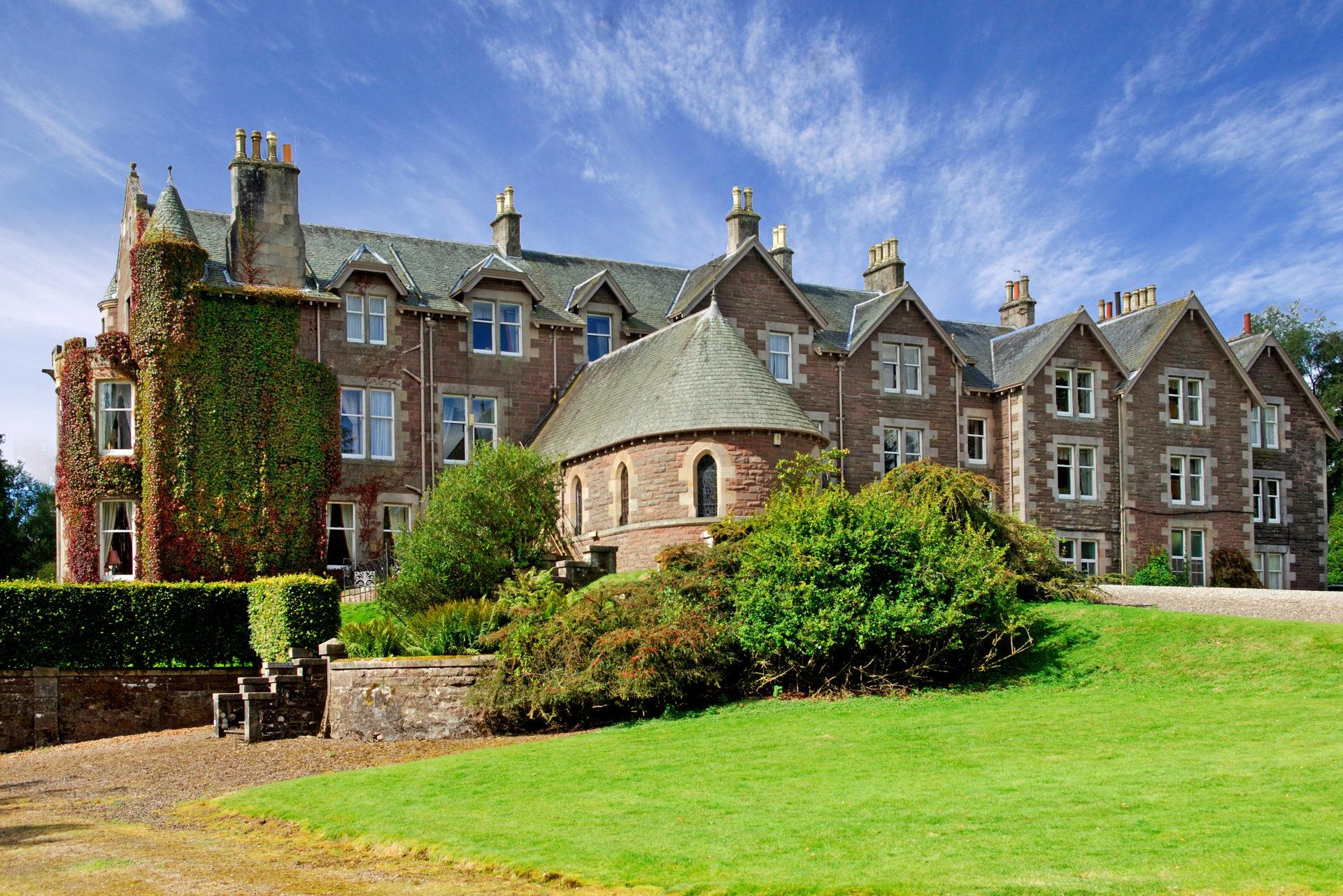 5-dagen Romantiek in een Schots kasteel 5*    afreis dagelijks 1