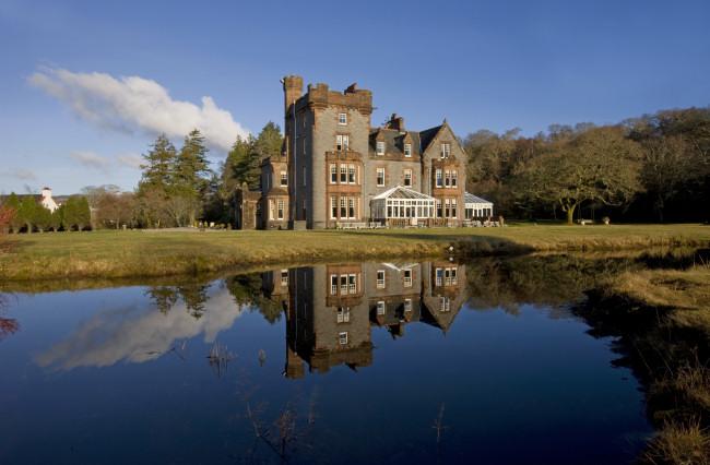 5-dagen Romantiek in een Schots kasteel 5*    afreis dagelijks 5