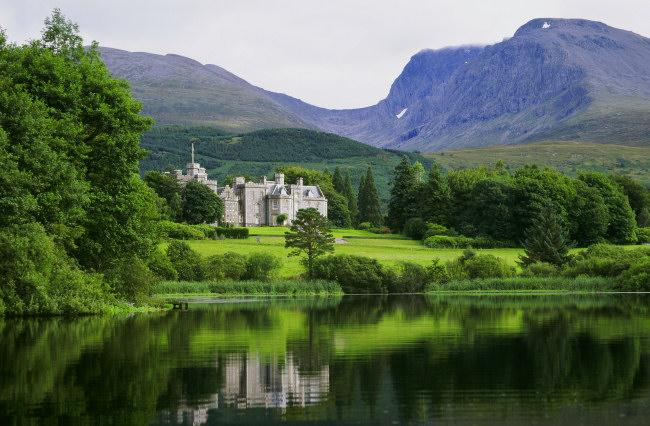 5-dagen Romantiek in een Schots kasteel 5*    afreis dagelijks 4